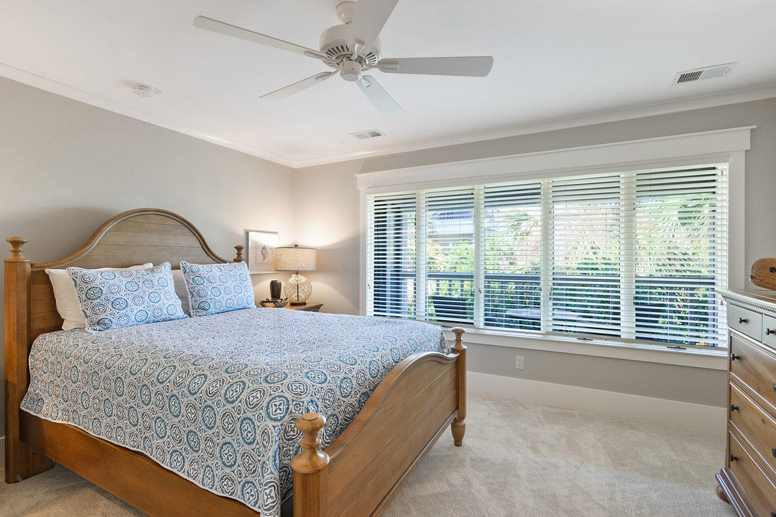 Guest Queen Bedroom | Brigantine Beach Escape