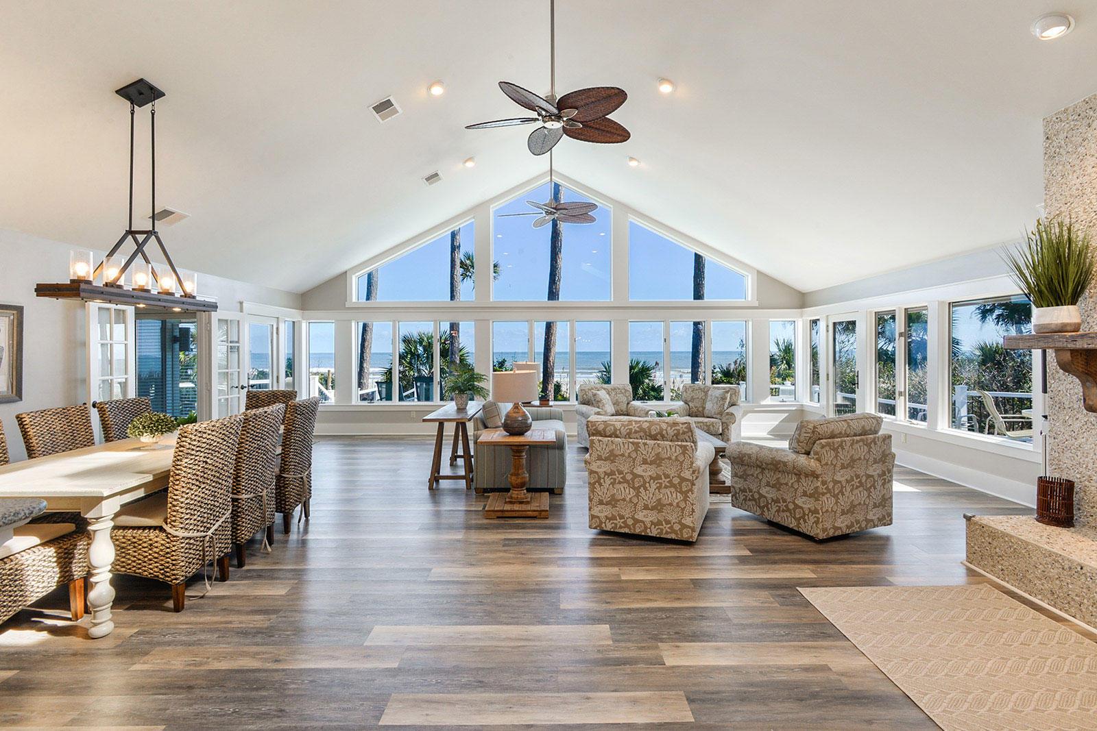 Living Area | Brigantine Beach Escape