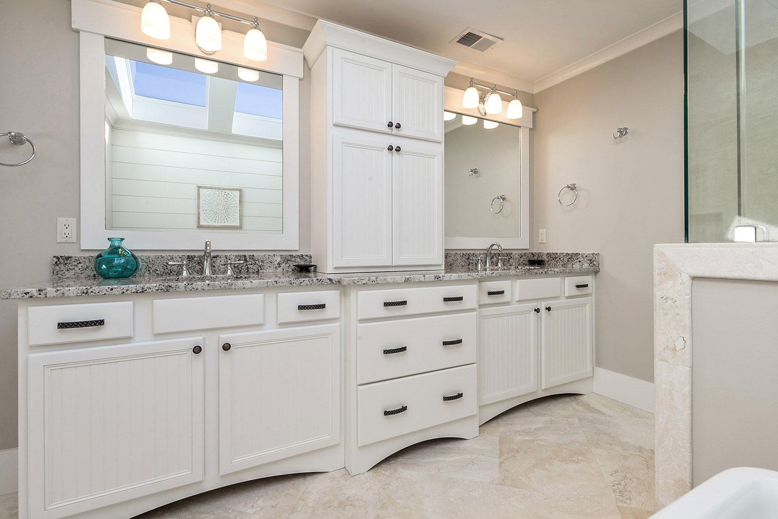 Master Bathroom | Brigantine Beach Escape