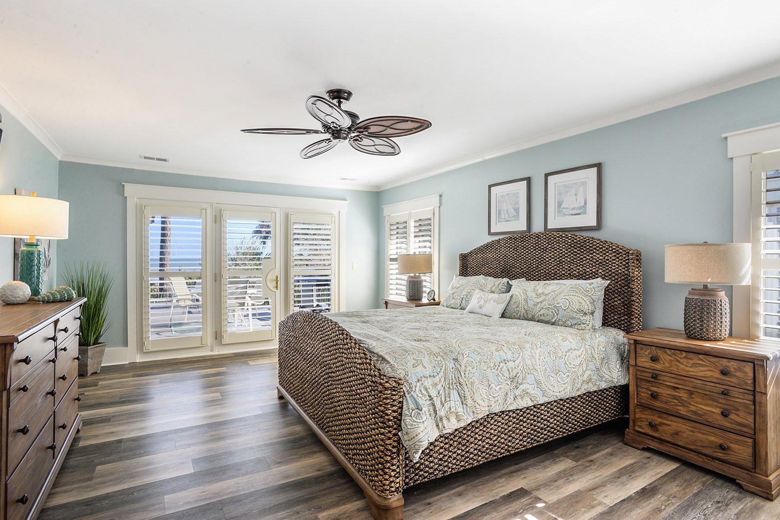 Master Bedroom | Brigantine Beach Escape