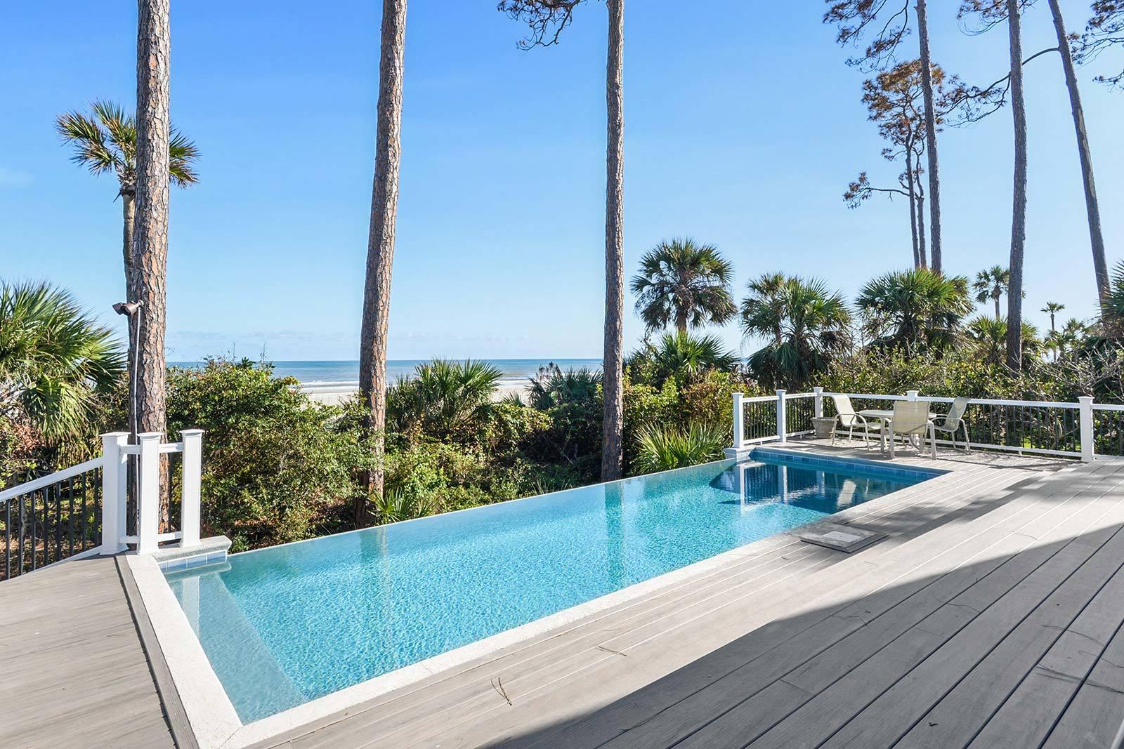 Pool | Brigantine Beach Escape