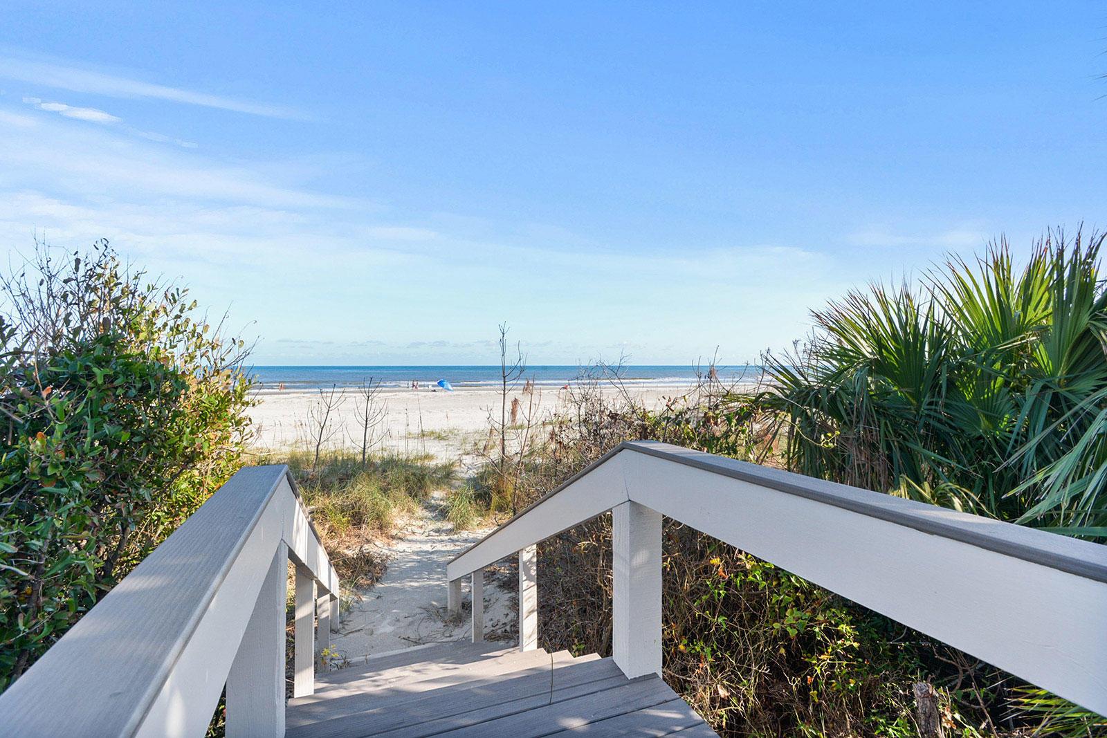 Beach Path | Brigantine Beach Escape