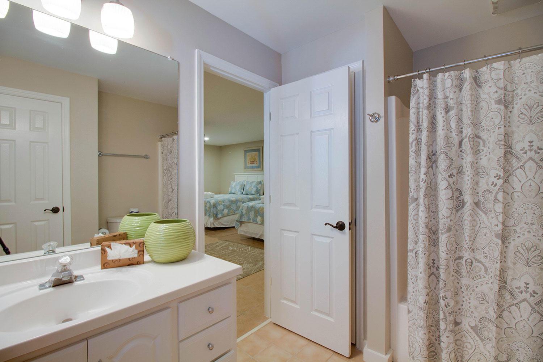 Downstairs Bathroom | Brigantine Beach Escape