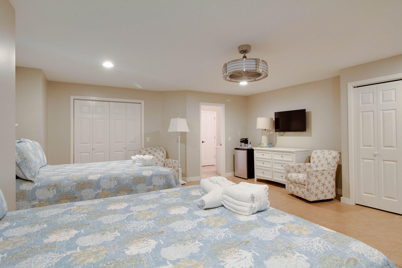 Downstairs Bedroom | Brigantine Beach Escape