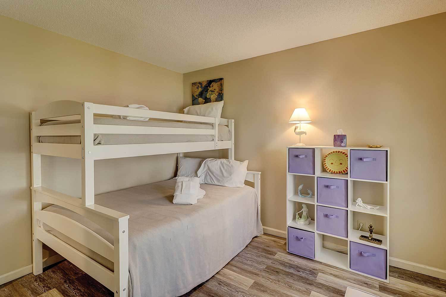 Guest Bunk Bedroom