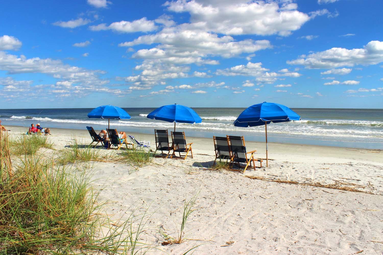 Beach at Palmetto Dunes