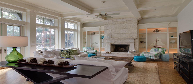 Living Area | Surf Scoter