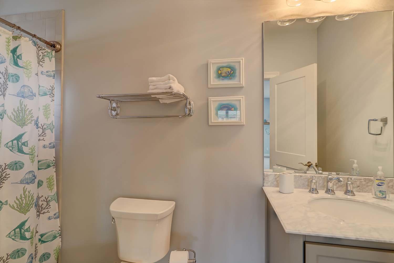 Guest Bunk Bathroom | Atlantic Dream