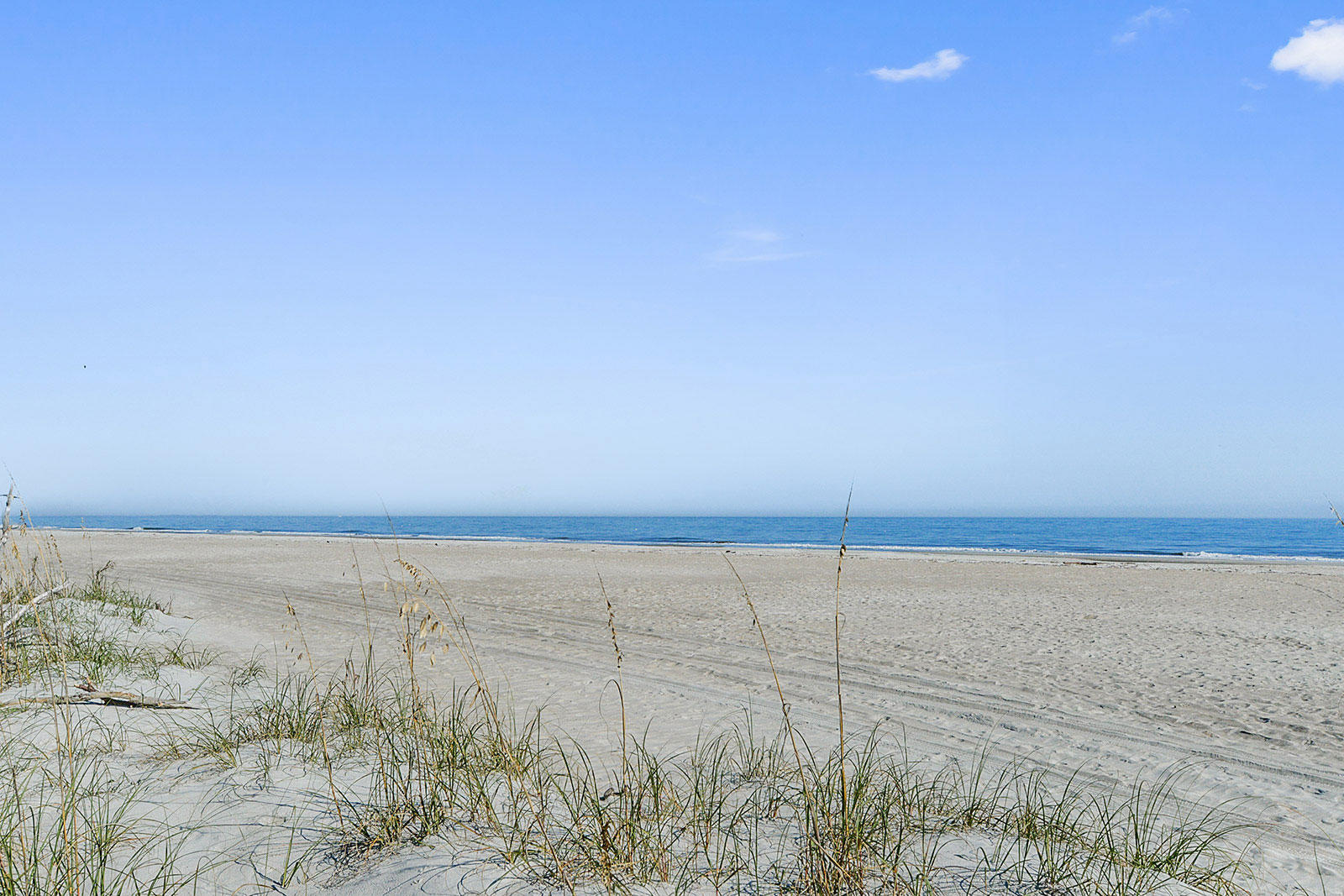 Beach Outside of Home
