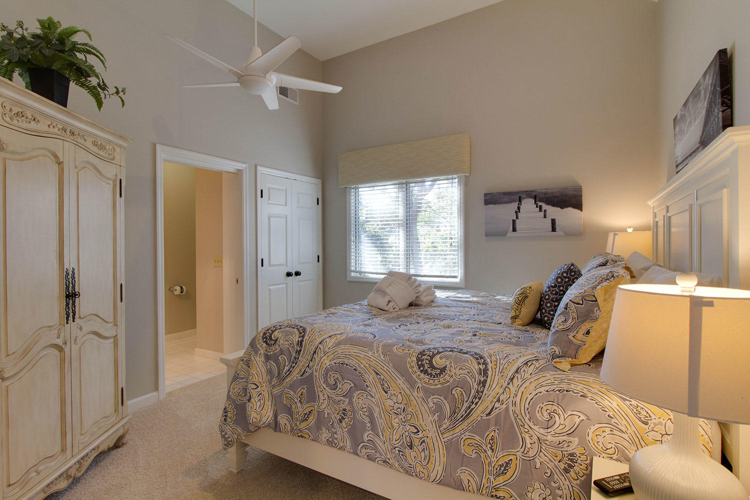 First King Guest Bedroom