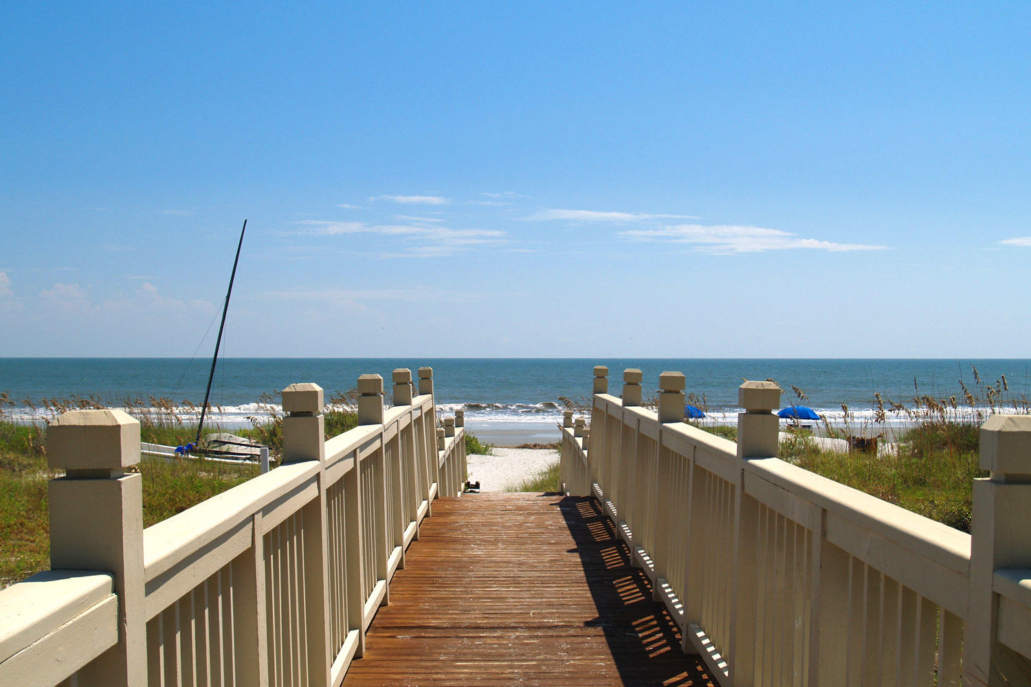 Walkway to the Beach