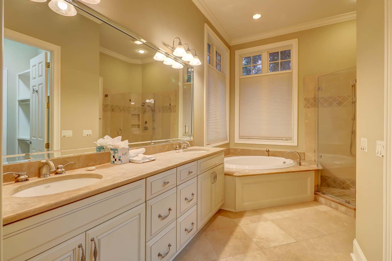 First Floor Master Bathroom | Beachside