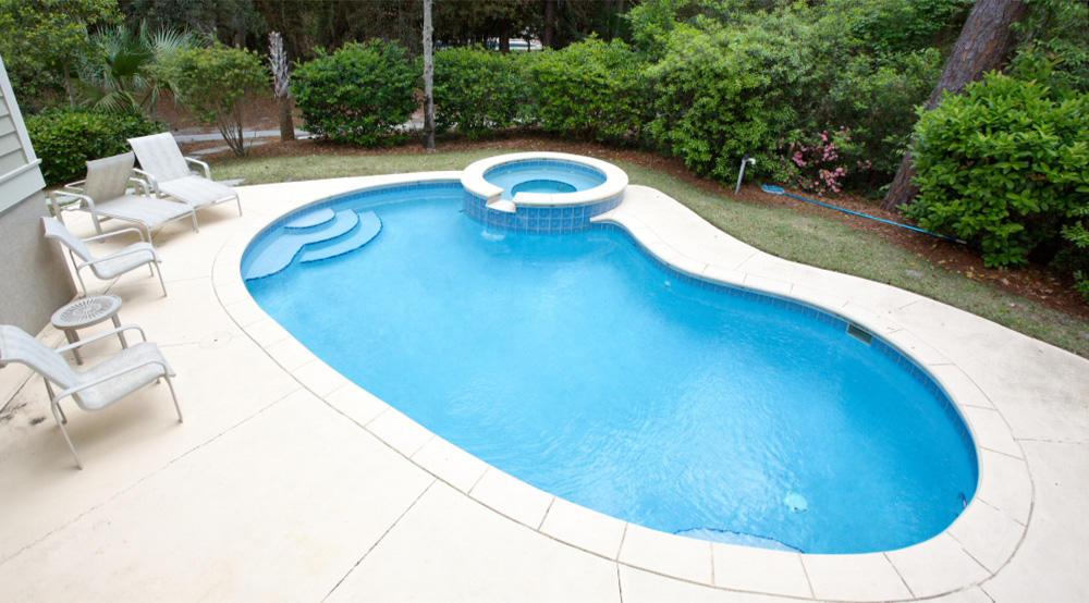Pool area | Beachside