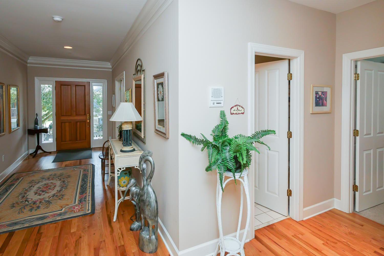 Hallway and front door - 2nd floor | Almost Heaven