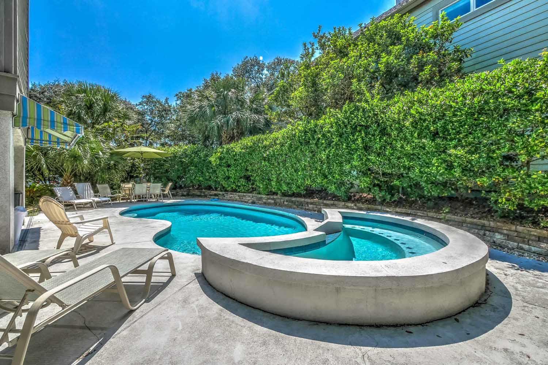 Pool area | Almost Heaven