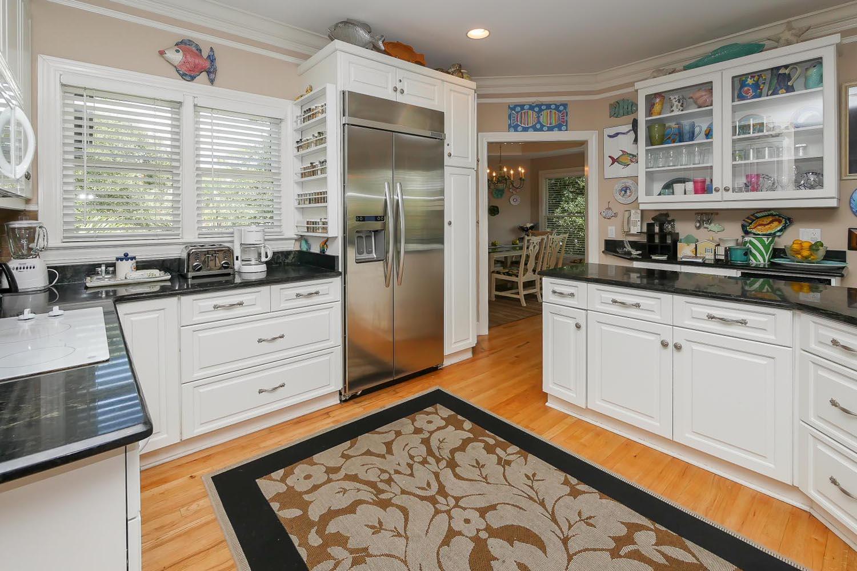 Kitchen - main level | Almost Heaven