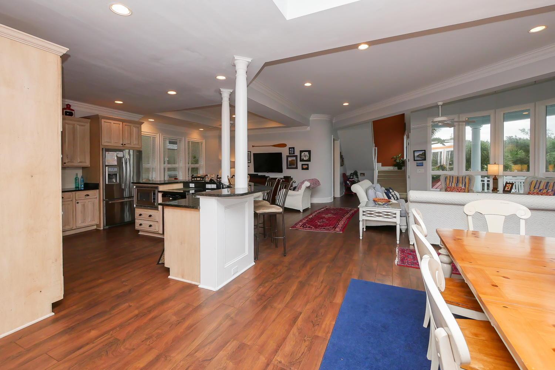 Kitchen - dining - living room | Atlantic Breeze