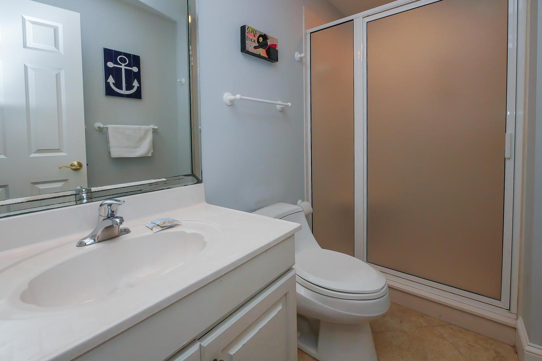 Photoshopped toilet paper off back of toilet | Atlantic Breeze