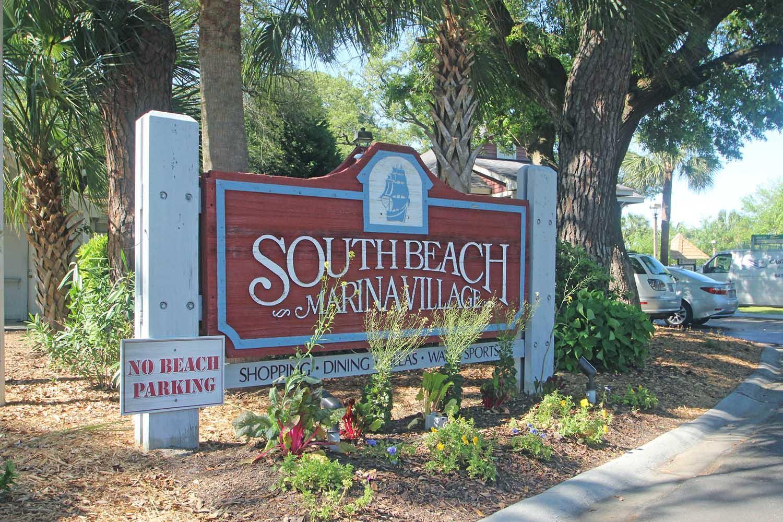 South Beach Marina Village