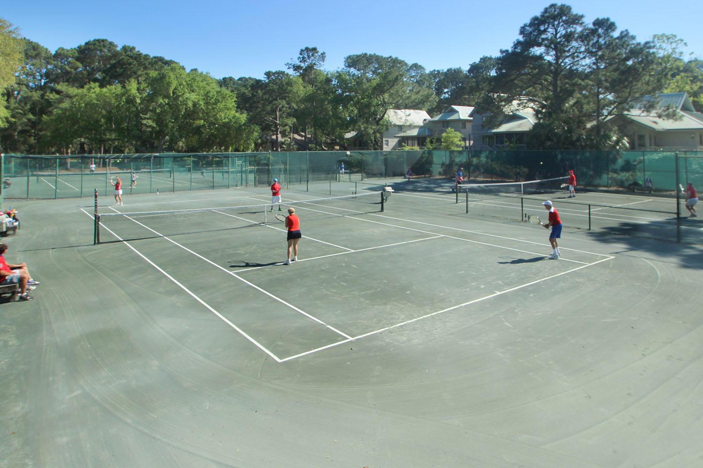 Tennis at South Beach