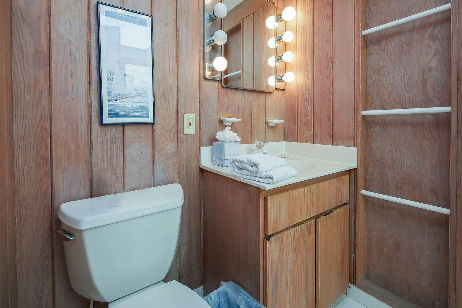 Bath for king and twin BR - 2nd level | Beach House