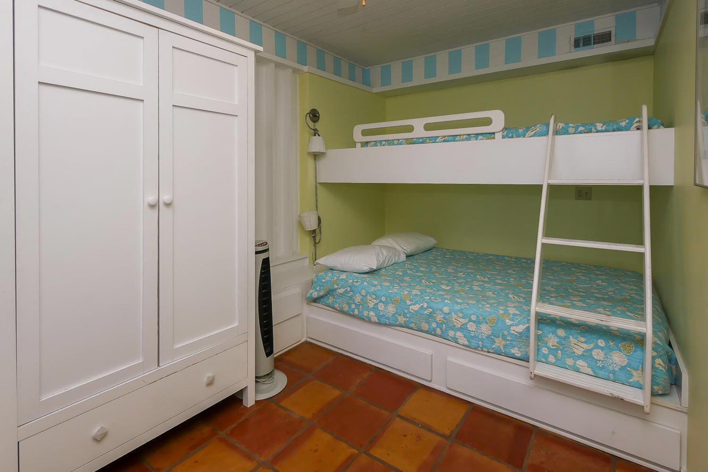 Bunk beds - 1st level | Beach House