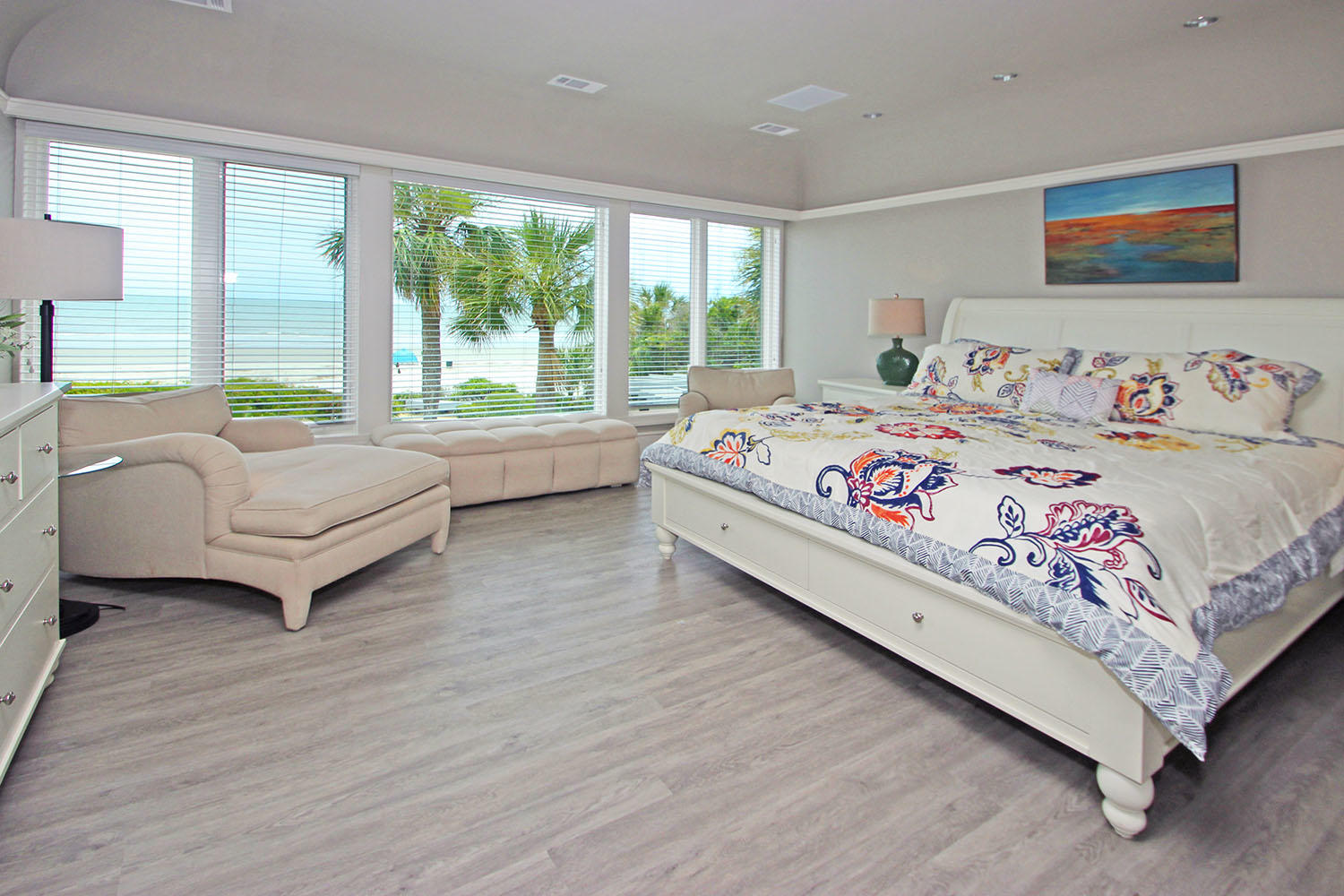 Master Bedroom- Level Two | Beachcomber