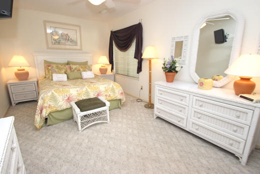 Guest BR with queen bed