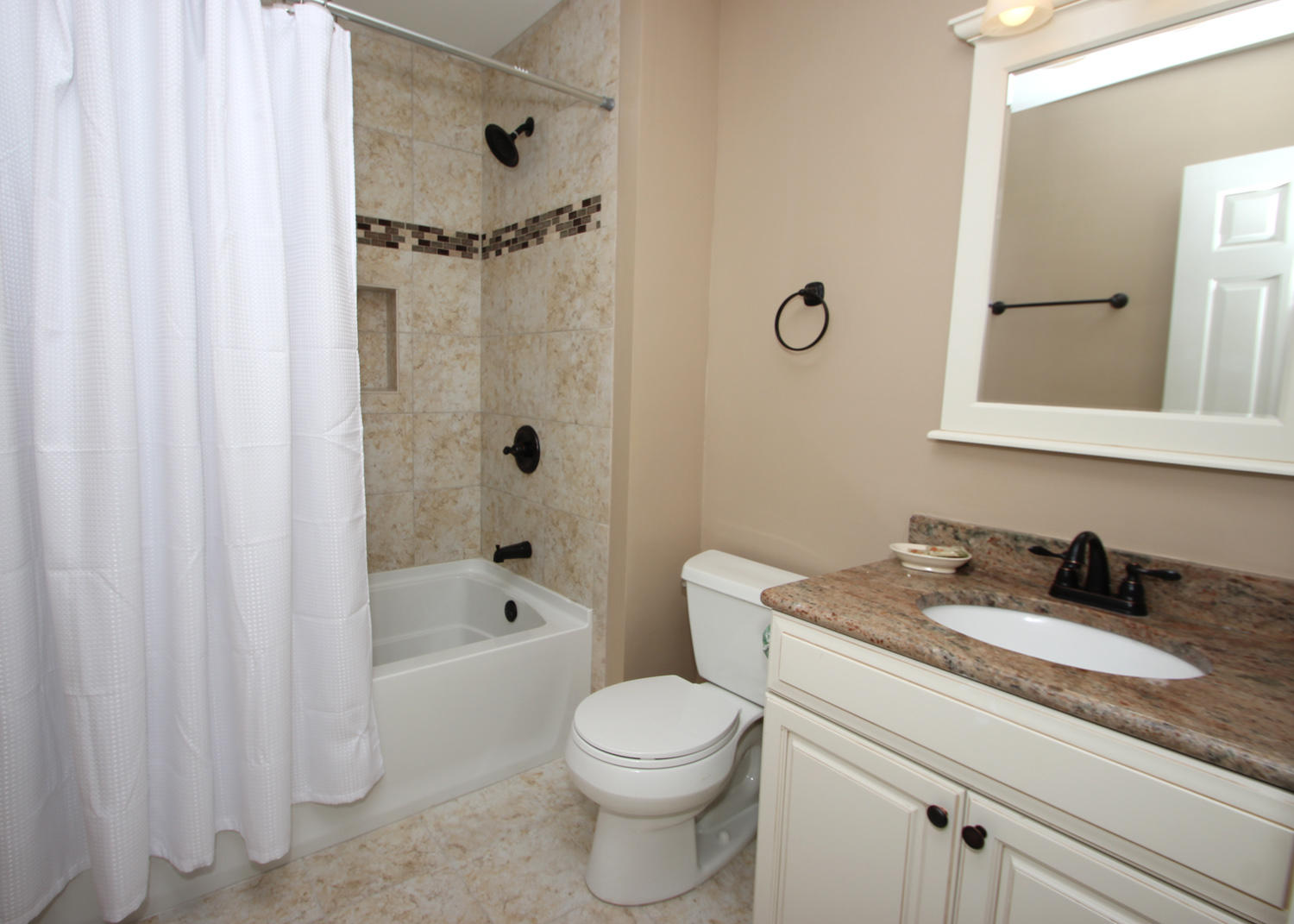 Guest bath for twin BR