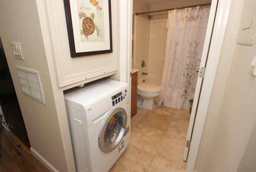 Washer - Dryer - bath