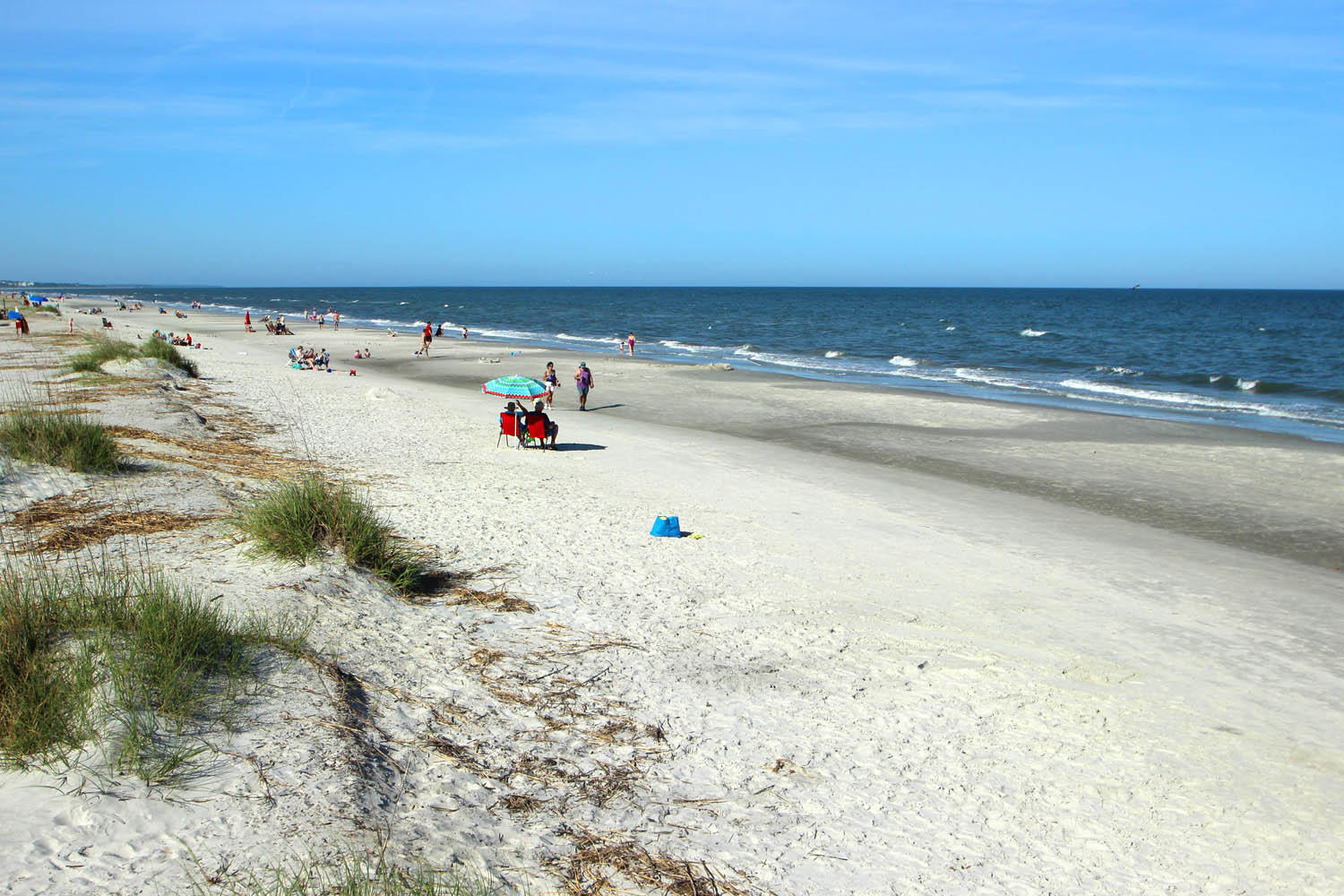 Beach at Captains Walk
