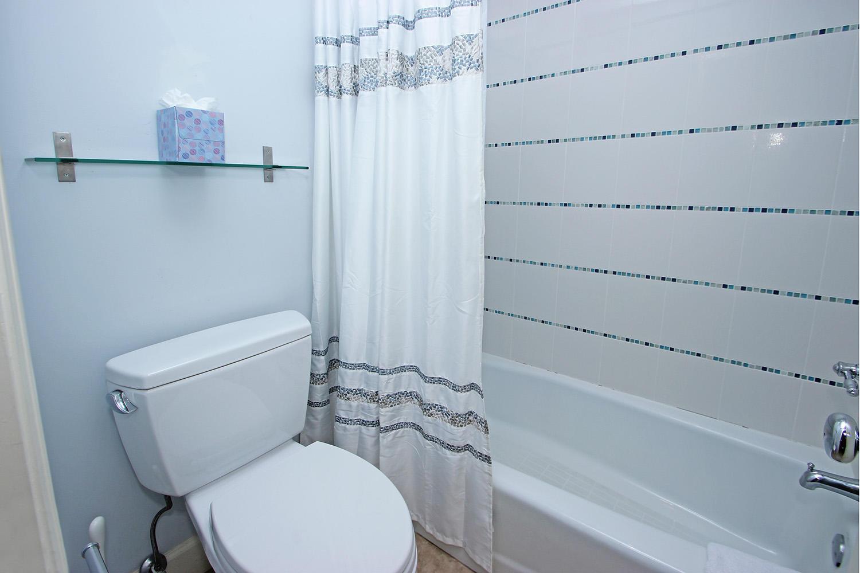 Guest bath - 2nd level