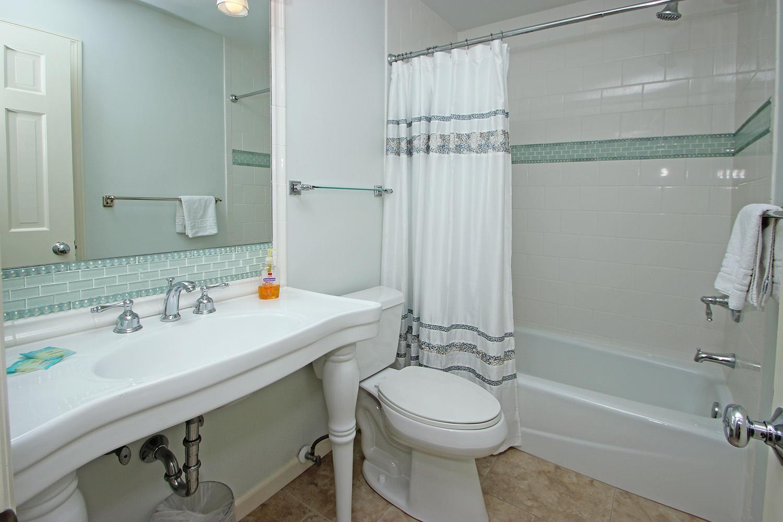 Guest bath - main level