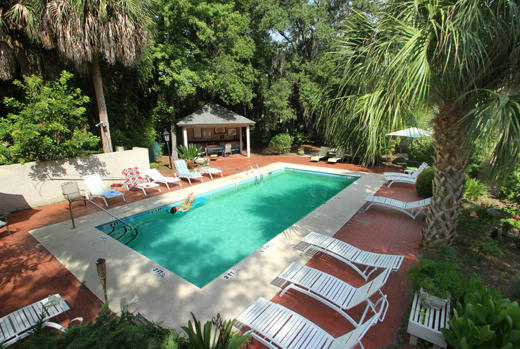 Pool at Continental Club