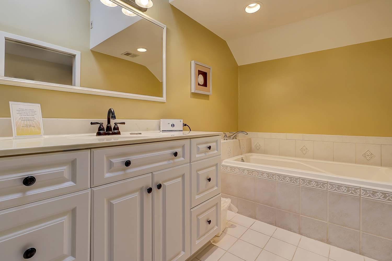 Guest Bathroom 3rd Level