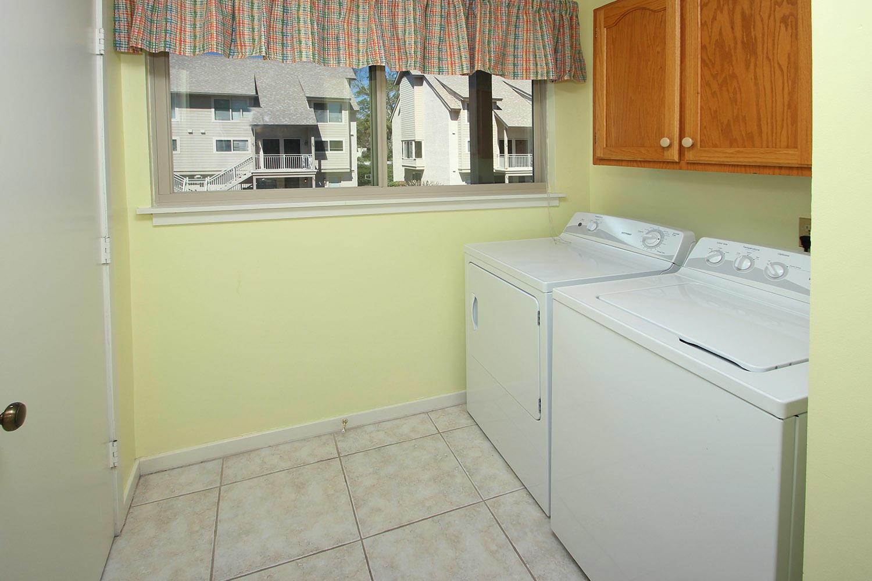 Utility area off kitchen