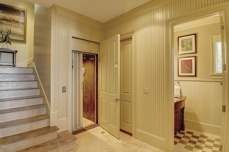 1st Floor 1/2 Bath & Elevator   Endless Summer