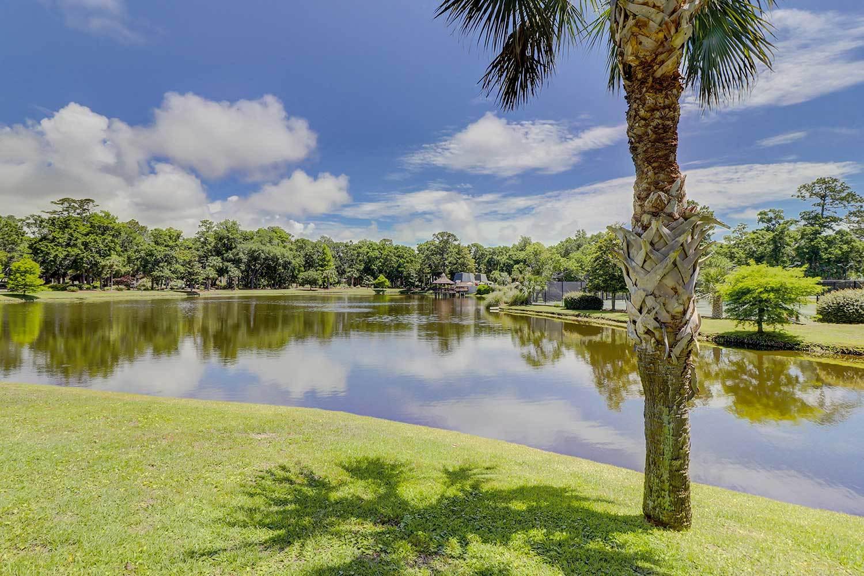 Lagoon View from Villa