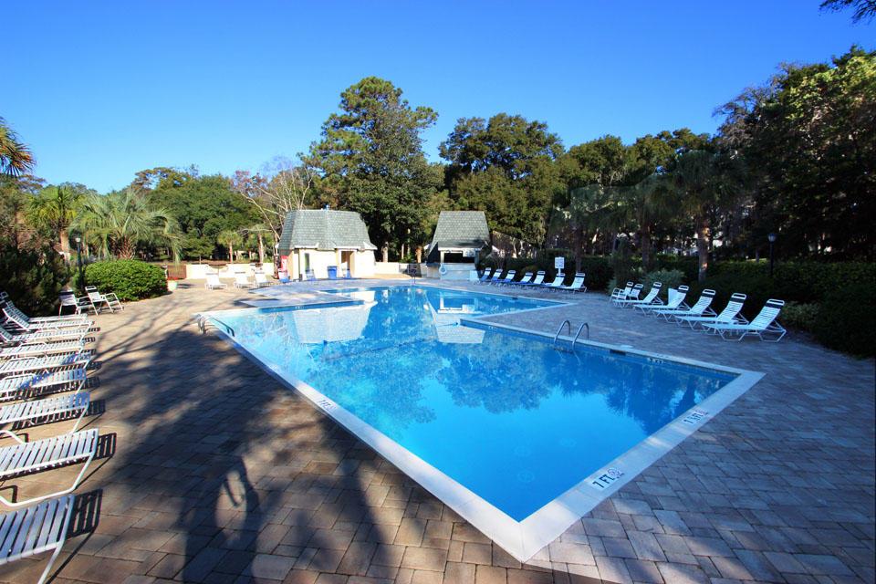 Pool at Evian