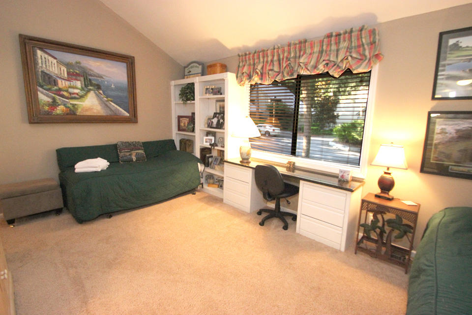 Guest bedroom  downstairs