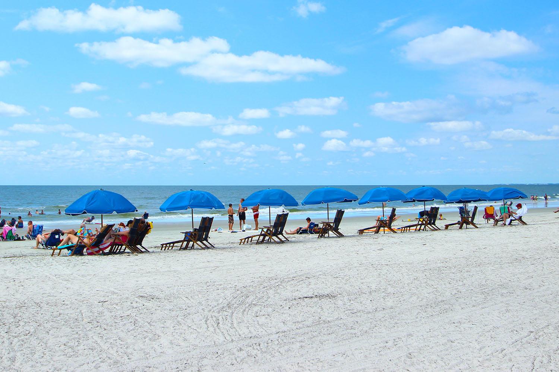 Forest Beach on Hilton Head Island