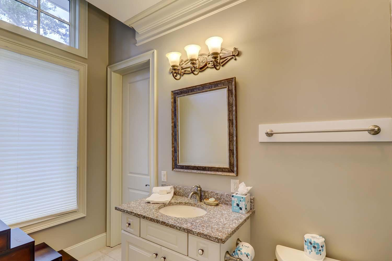 King Bathroom- Level One | Hot Tin Roof