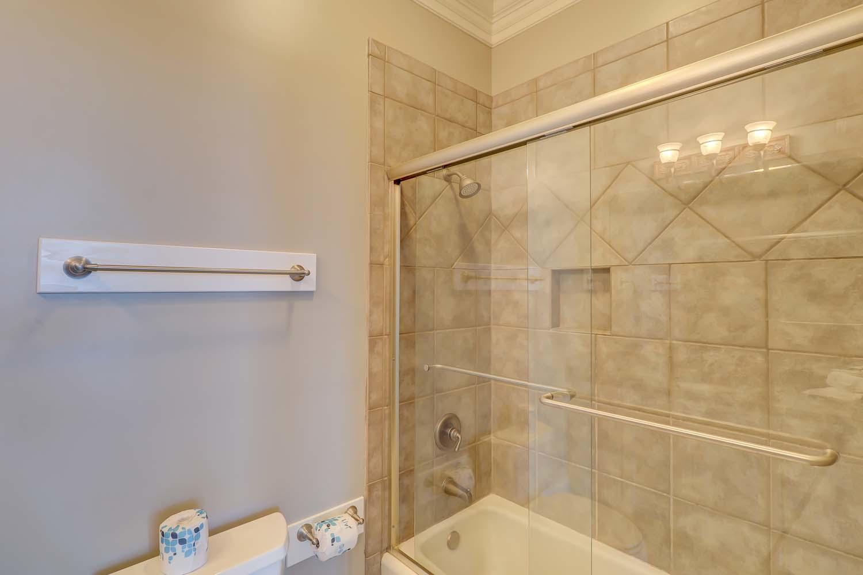 Twin Bathroom- Level One   Hot Tin Roof