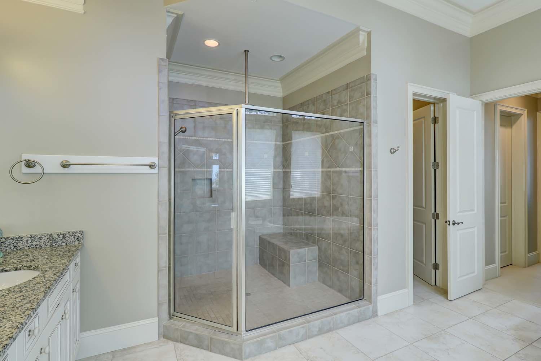 Master Bathroom- Level One | Hot Tin Roof