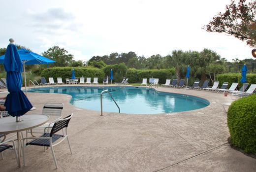 Pool at Inveness