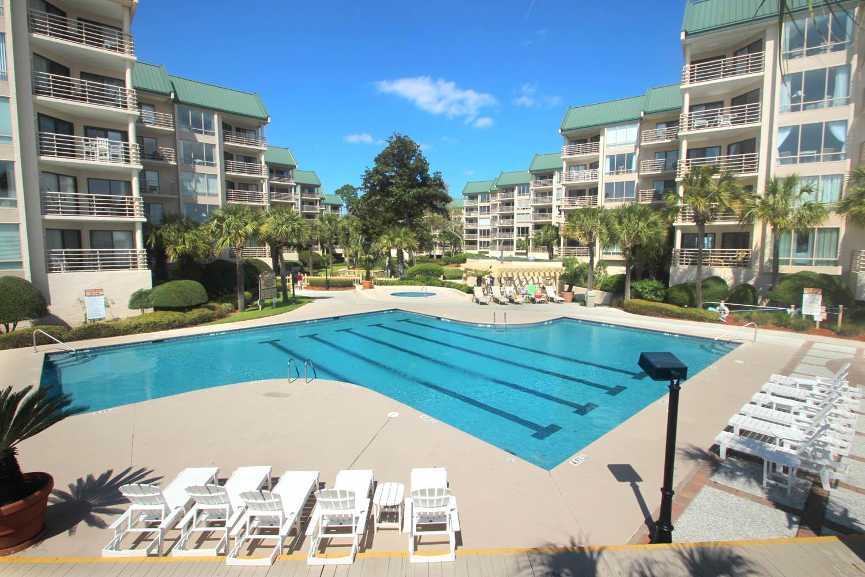 Pool at Villamare