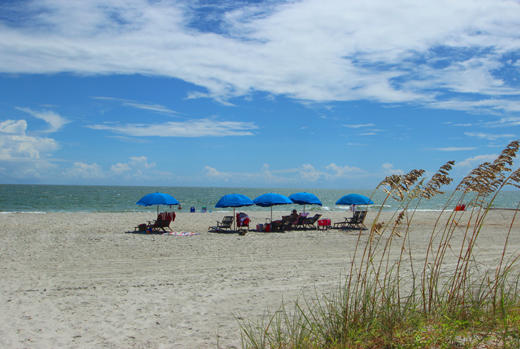 Beach at Island Club
