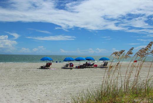Beach at Island Club - Barefoot