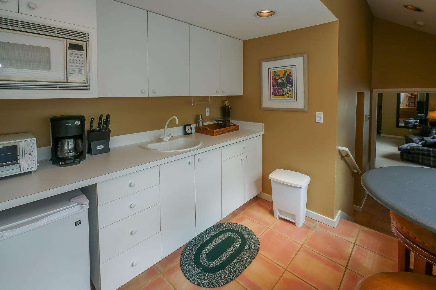Kitchenette off master BR - 2nd level | Island Oasis