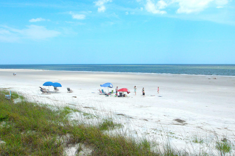 Sea Pines beach